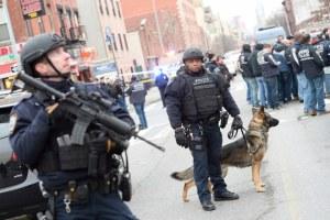 Brooklyn cops shot