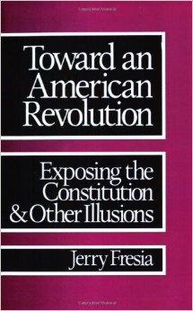 towards an american revolution