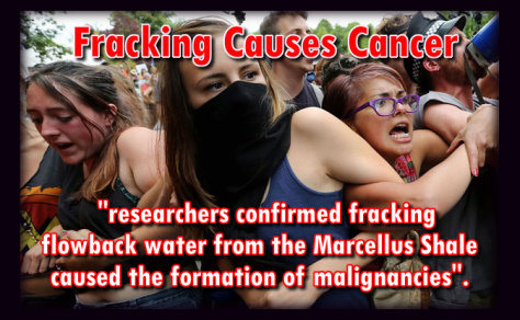 fracking causes cancer