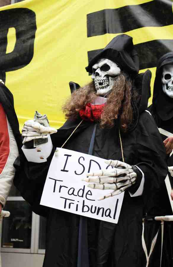 ISDS rakes in some cash for helping big oil
