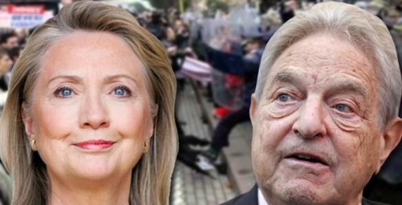 Soros-clinton
