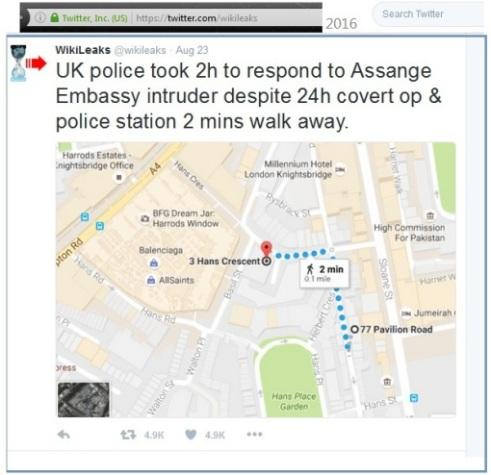 WikileaksTwitter