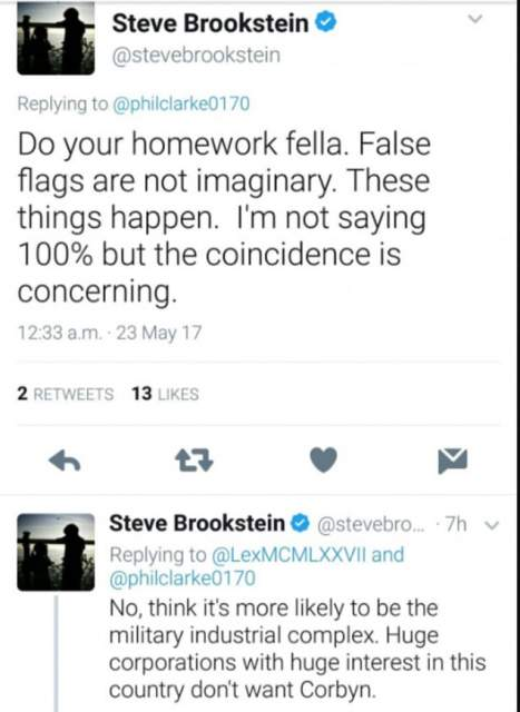 false flags aren't imaginery