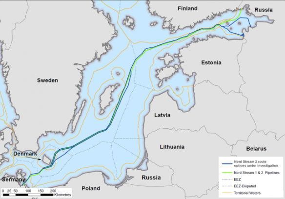 possible-route-Nord-Stream-2-according-to-company-640x448