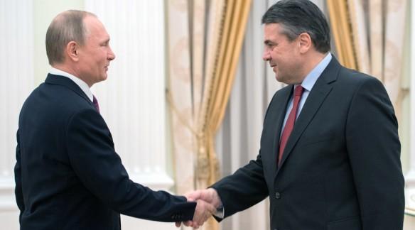 Putin Gabriel