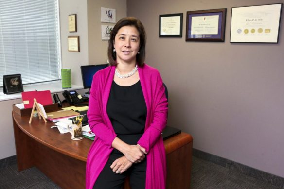 Dr. Eileen de Villa, Toronto's Medical Officer of Health, says the current approach to drugs in Toronto is not working and a new approach is needed.