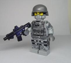 lego army man