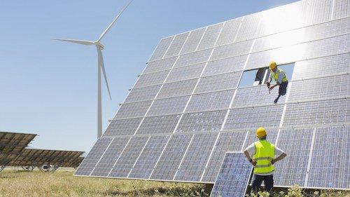 panels turbine