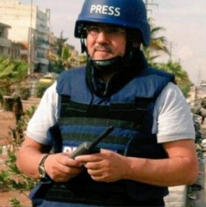 Ahmad Zaidan, a senior reporter with Al Jazeera [Twitter]
