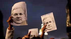 UN torture envoy demands 'full accountability & compensation' after Sweden drops rape probe against Assange