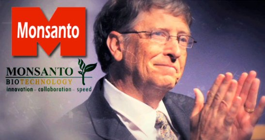 Bill & Manlinda Gates Are Buying Favorable Coverage in the Media Bill_gates_foundation_monsanto_eugenics