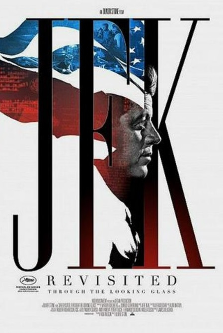 The MSM ignores Oliver Stone's new JFK assassination doc is being ignored by the MSM–a sure sign he might be onto something Jfk-3